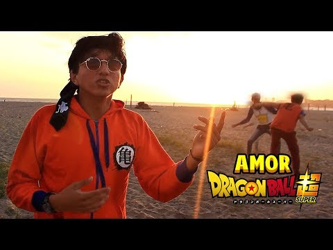 Bad Bunny - Amorfoda - AMOR DRAGON BALL (PARODIA)