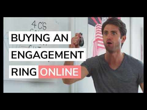 Buying an Engagement Ring Online | Presented by JamesAllen.com
