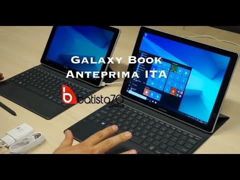 Galaxy Book anteprima batista70phone