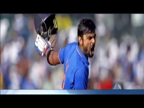 Virat Kohli Scores Unbeaten 82 Runs in India vs Australia, T20 World Cup 2016