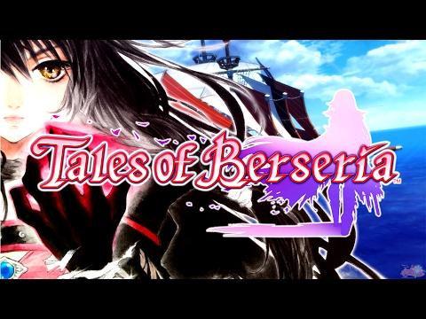 Tales Of Berseria - ПЕРВЫЙ ОБЗОР | КРУТАЯ ЯПОНСКАЯ РОЛЕВАЯ ИГРА!)