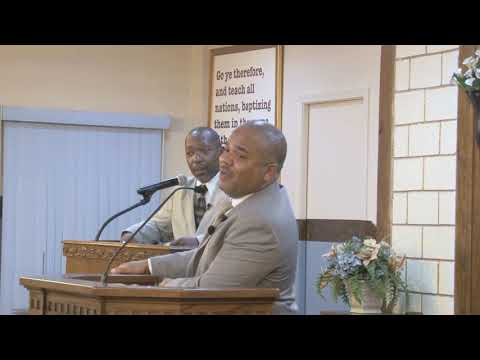 Apostle L. C. Mathis: Halloween Is Darkness ( clip from 4025)