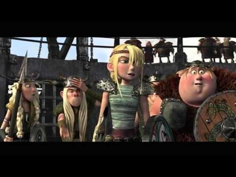 How To Train Your Dragon Training Montage