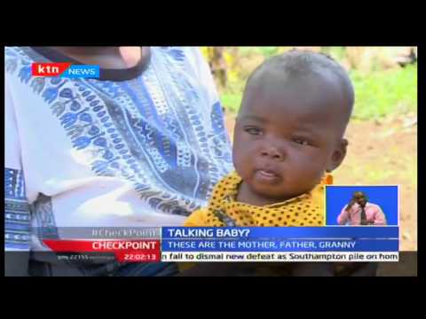 CheckPoint: Family shunned as four month old baby speaks in Bungoma County, September 25th 2016