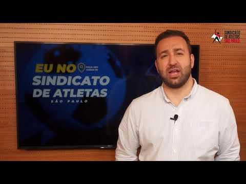 Coordenador Jurídico do sindicato paulista orienta atletas sobre atendimentos durante a quarentena