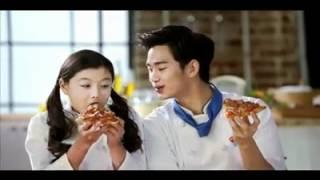 Video [NG_Domino pizza] Kim Soo Hyun & Kim Yoo Jung MP3, 3GP, MP4, WEBM, AVI, FLV September 2018