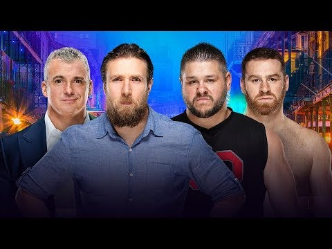 Video Daniel Bryan & Shane McMahon vs Kevin Owens & Sami Zayn Promo   WWE Wrestlemania 34 download in MP3, 3GP, MP4, WEBM, AVI, FLV January 2017