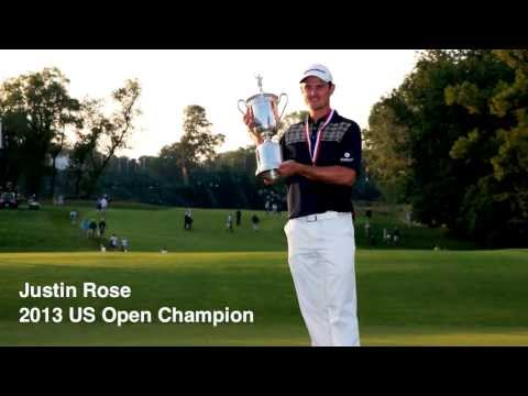 "2013 US Open Champion Justin Rose: ""My Greatest Golfing Memory"""