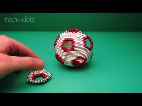 Nanodots® Magnetic Constructors