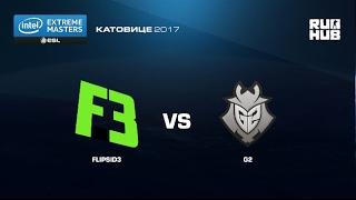 FlipSid3 vs. G2 - IEM Katowice EU - de_cache [ceh9, CrystalMay]