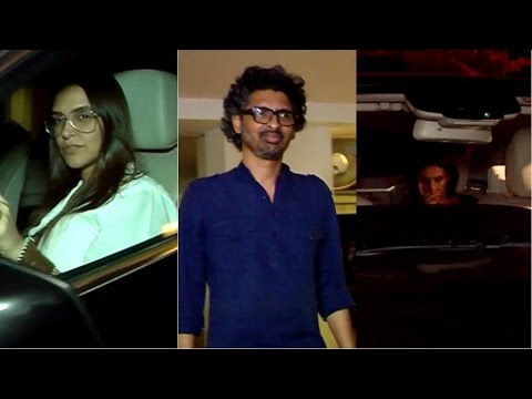 Neha Dhupia And Others At Party At Karan Johar House Neha Dhupia And Others At Karan Johar House Party For Success Of Baahubali 2