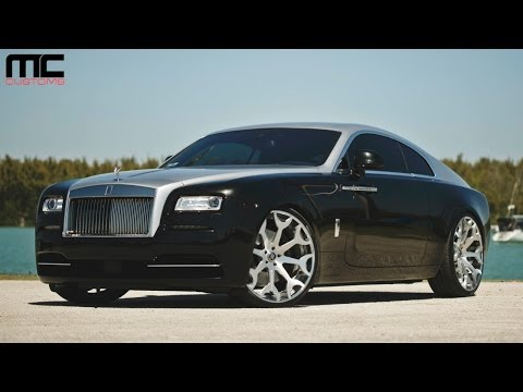 MC Customs Rolls Royce Wraith