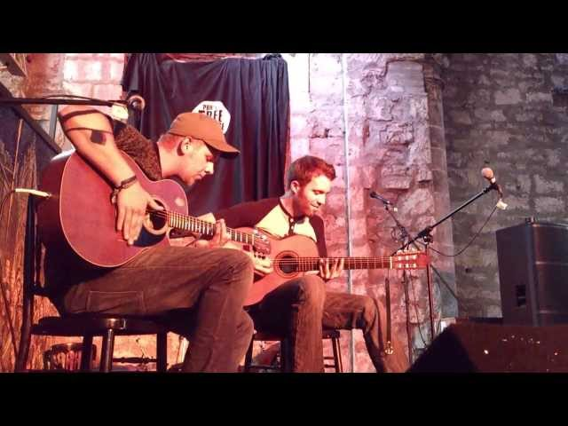 The Showhawk Duo play Dance Classics on Acoustic Guitar ...