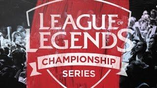 EU LCS Final: SPY vs. G2 (EULCS1) by League of Legends Esports