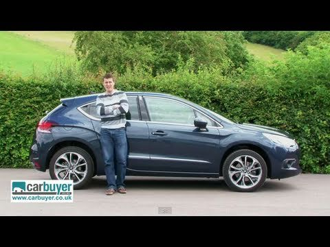 Citroen DS4 hatchback review – CarBuyer