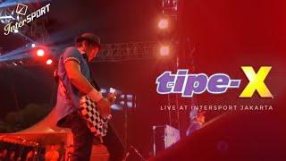 Video Tipe-X - Live Jakarta 2017 Full Concert MP3, 3GP, MP4, WEBM, AVI, FLV Oktober 2018