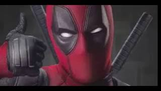 La del video se llama: Sweet as Honey - Topher Mohr and Alex Elena Todas las Canción de deadpool 1-DMX - X Gon' Give It To Ya 2-Salt-N-Pepa - Shoop 3-Flo Rid...
