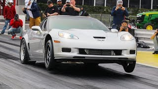 These ZR1's are No Joke! - I Love Watching This by High Tech Corvette