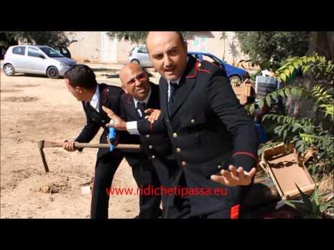 """siparietto coi carabinieri - """"copritemi"""""""