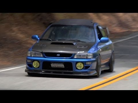 0 Like, Zoinks, Scoobs: Making Tracks with Two Turbo Swapped Subaru Imprezas [Video]