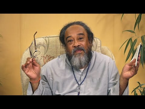 Mooji's Notebook Readings — Part 1