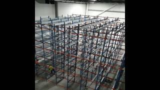 Pallet Mole Installation