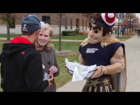 Featured Video: Chancellor's Holiday Message 2016