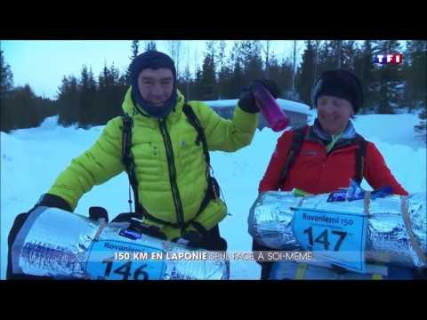 TF1 (french tv) Rovaniemi150 - 2017