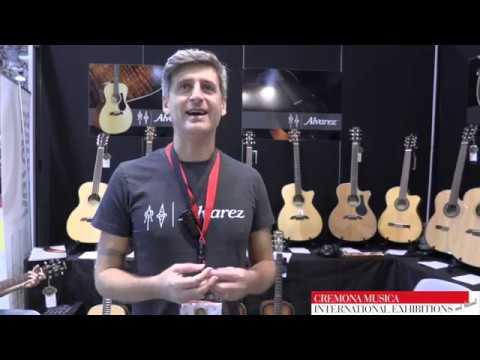 ALVAREZ: Uno sguardo alla linea...VIDEO DA CREMONA MUSICA!