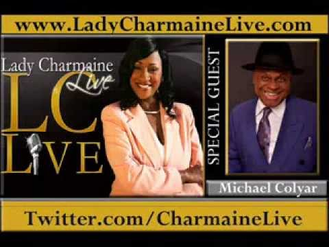 Comedian MICHAEL COLYAR Talks New Move 'A Christmas Wedding' on Lady Charmaine Live