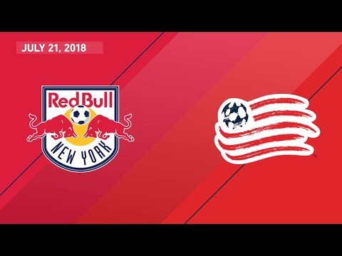 HIGHLIGHTS: New York Red Bulls vs. New England Revolution | July 21, 2018