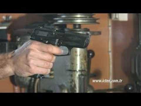Silah - Kurusıkı Pandora (Blank Firing) MOD Combat Tabanca
