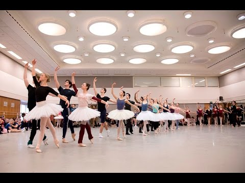 Watch: Why The Royal Ballet never tire of performing <em>The Nutcracker</em>