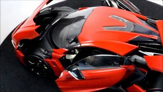 AUTOCRAFT W Motors Lykan HyperSport