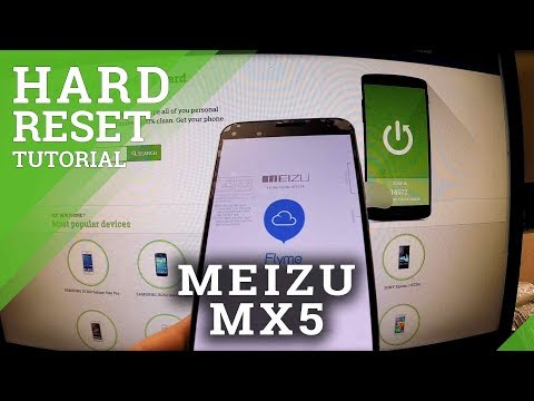 Meizu как сделать откат