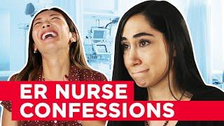 Video ER Nurses Share Their Wildest Stories MP3, 3GP, MP4, WEBM, AVI, FLV Maret 2019