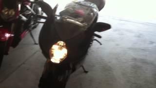 7. Motorcycle - MV Agusta F4 2007 - Idle & Revving