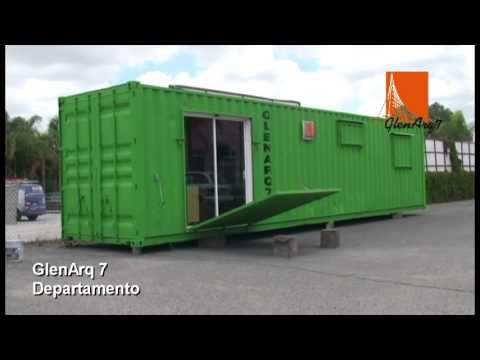 Container casas precios videos videos relacionados con container casas precios - Casa contenedor maritimo precio ...
