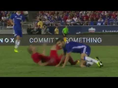Chelsea vs Liverpool 1-0 | All Goals and Highlights Including Fabregas Red Card | 2016 HD |