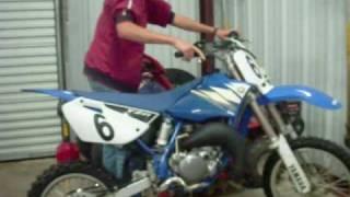 2. 2006 Yamaha YZ 85