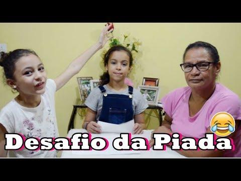 Piadas engraçadas - DESAFIO DA PIADA