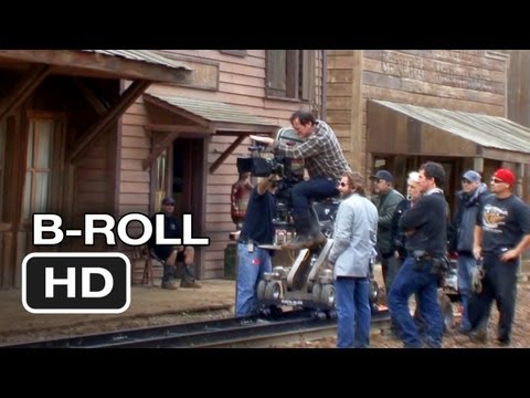 Django Unchained Complete B-Roll (2012) - Jamie Foxx, Leonardo DiCaprio Movie HD Video