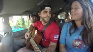 Video Thomas Rhett Carpool Karaoke — Lipscomb Quest 2016 download in MP3, 3GP, MP4, WEBM, AVI, FLV January 2017