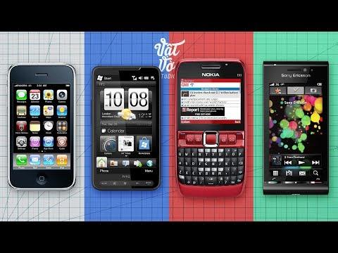 Top smartphone bán chạy ... 2009 - Thời lượng: 7 phút và 22 giây.