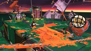 *NEW* SALMON RUN Map! (Splatoon 2 Livestream) by SkulShurtugalTCG