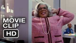 Nonton Madea S Witness Protection Clip  2   Pat Down  2012  Tyler Perry Movie Hd Film Subtitle Indonesia Streaming Movie Download
