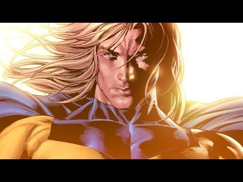Sentry - He's the hero with the power of a million exploding suns! Join http://www/WatchMojo.com as we explore the comic book origin Robert Reynolds, otherwise known ...