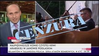 TVPiS cenzoruje blamaż tegorocznego Pride of Poland.