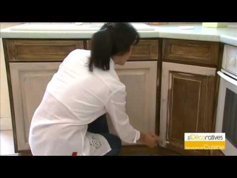 La peinture d un meuble de cuisine - Peinture v33 meuble ...