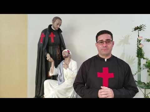 Depoimento Padre Geovani Antonio Dias | Alegria de Ser Camiliano